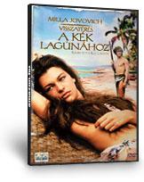 Visszatérés a Kék lagúnába DVD
