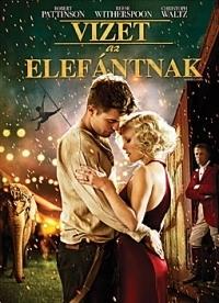 Vizet az elefántnak DVD