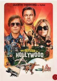 Volt egyszer egy Hollywood DVD
