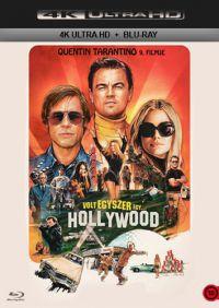 Volt egyszer egy... Hollywood (4K UHD + Blu-ray) Blu-ray