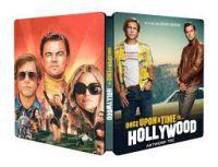 Volt egyszer egy... Hollywood (4K UHD + Blu-ray + képeslapok) - limitált, fémdobozos változat (steel Blu-ray