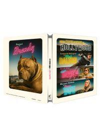 Volt egyszer egy... Hollywood - limitált, fémdobozos változat (Blu-ray + képeslapok) (steelbook) Blu-ray