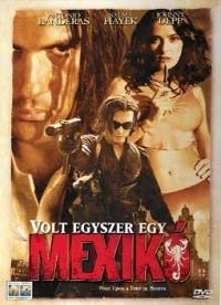 Volt egyszer egy Mexikó DVD