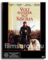 Volt egyszer egy Szicília DVD