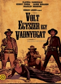 Volt egyszer egy vadnyugat DVD