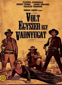 Volt egyszer egy vadnyugat (szinkronizált változat) DVD