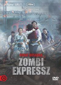 Vonat Busanba - Zombi expressz DVD