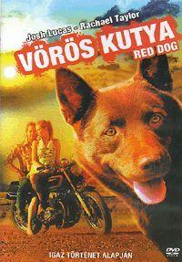 Vörös kutya DVD