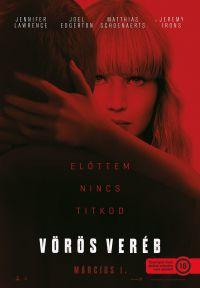 Vörös veréb DVD