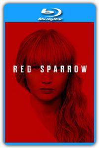 Vörös veréb Blu-ray