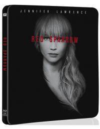 Vörös veréb - limitált, fémdobozos változat (steelbook) Blu-ray