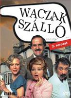 Waczak szálló DVD