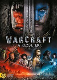 Warcraft: A kezdetek DVD