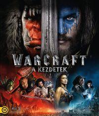 Warcraft: A kezdetek Blu-ray