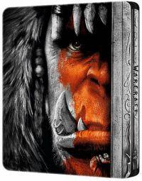Warcraft: A kezdetek - limitált, fémdobozos változat (2D BD) (steelbook) Blu-ray