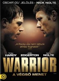 Warrior: A végső menet DVD