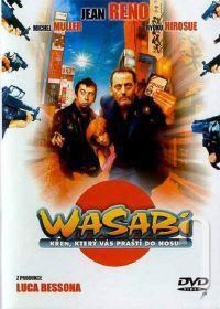 Wasabi - Mar, mint a mustár DVD