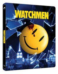 Watchmen - Az Őrzők - limitált, fémdobozos változat (steelbook) Blu-ray