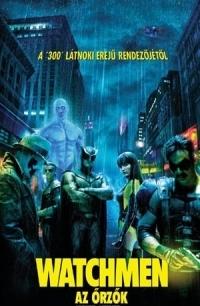 Watchmen - Az őrzők DVD