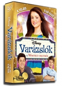 Waverly Place varázslói DVD