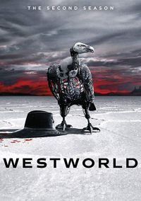 Westworld 2. évad (3 DVD) DVD