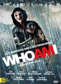 Who Am I: Egy rendszer sincs biztonságban DVD
