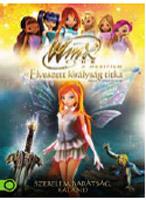 Winx Club - A mozifilm: Az elveszett királyság titka DVD