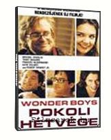 Wonder Boys - Pokoli hétvége DVD