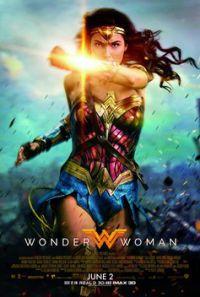 Wonder Woman 2D és 3D Blu-ray
