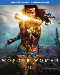 Wonder Woman 2D és 3D Blu-ray