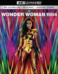 Wonder Woman 1984 (4K UHD + Blu-ray) Blu-ray