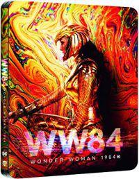 Wonder Woman 1984  - limitált, fémdobozos változat (steelbook) Blu-ray