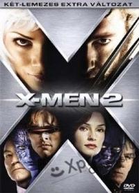 X-Men 2. DVD