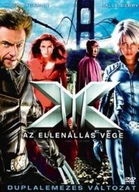 X-Men 3. - Az ellenállás vége DVD