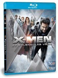 X-Men 3. - Az ellenállás vége Blu-ray