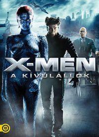 X-Men - A kívülállók DVD