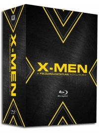 X-Men - A kívülállók Blu-ray
