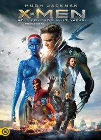 X-Men - Az eljövendő múlt napjai  *2014* DVD