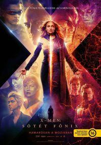 X-Men: Sötét Főnix DVD