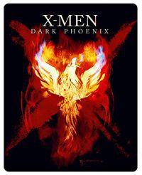 X-Men: Sötét Főnix (4K UHD+Blu-ray) - limitált, fémdobozos változat (steelbook) Blu-ray
