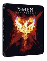 X-Men: Sötét Főnix - limitált, fémdobozos változat (steelbook) Blu-ray