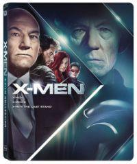 X-Men gyűjtemény 1. (Az eredeti trilógia): fémdobozos változat (steelbook) Blu-ray