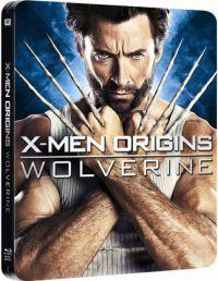 X-Men kezdetek: Farkas - limitált, lentikuláris fémdobozos változat (steelbook) Blu-ray