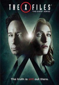 X-akták DVD