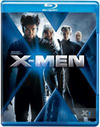 X-men 1. *A kívülállók* Blu-ray