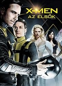 X-men - Az elsők DVD