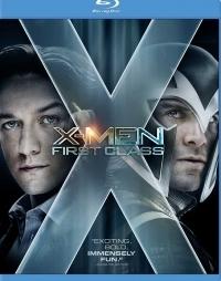 X-men - Az elsők Blu-ray
