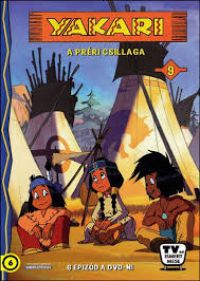 Yakari 2. - Az erdő réme DVD