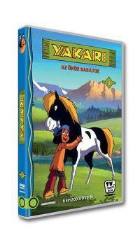 Yakari 8. - Az örök barátok DVD
