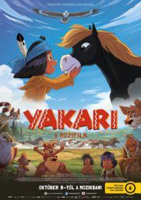 Yakari - a mozifilm DVD